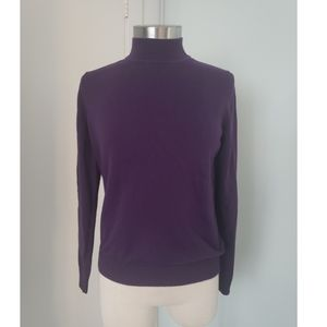 5 /$20 Northern Reflections Purple Sweater